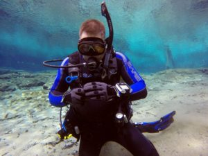 Advanced Open Water & Fun Diving @ Lake Jocassee @ Devils Fork State Park